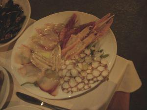 Italian food in Rome